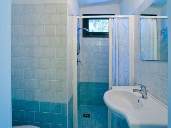 Bungalow B2 - łazienka
