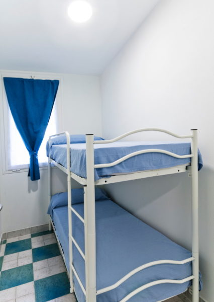 Bungalow B4 KOMFORT - sypialnia 2