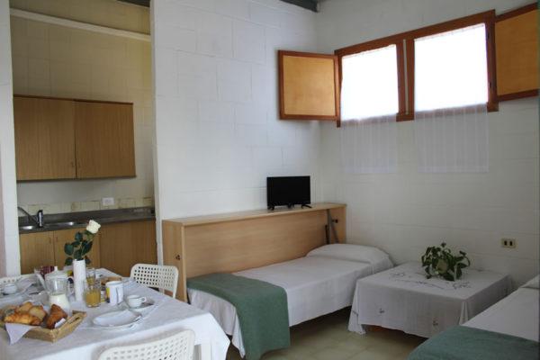 Domek Chalet C4/S - pokój