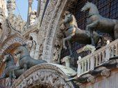 Wenecja - 4 konie